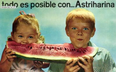 Publicidad médica del siglo pasado