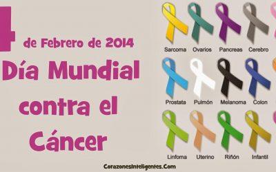 4 de Febrero #DíaMundialDelCáncer . Estos son los Lazos.