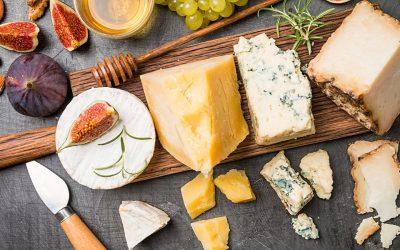 El valor nutricional de los quesos