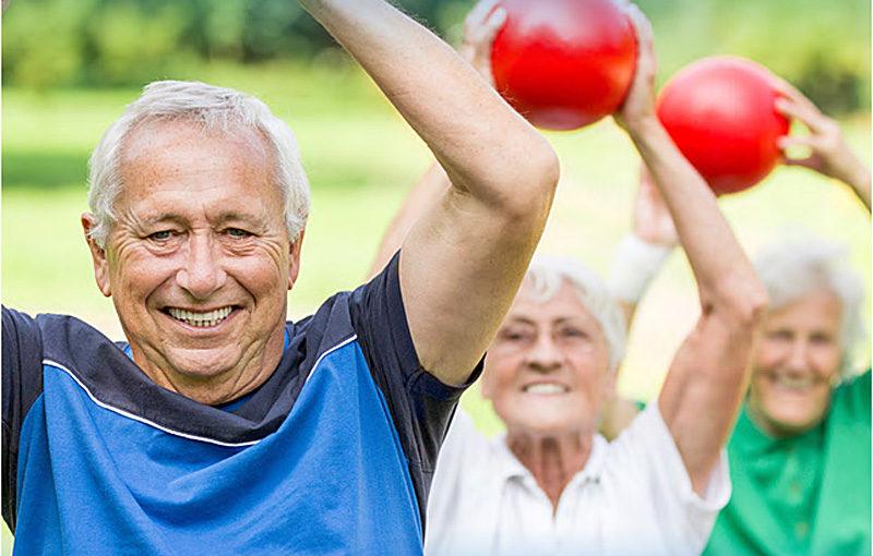 """Los mejores deportes para los """"abuelos"""""""