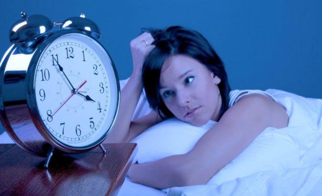 Efectos sobre pasar una noche sin dormir