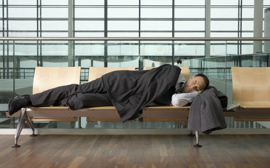Consejos para prevenir el jet lag