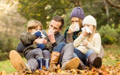 Las enfermedades del otoño: conocerlas para prevenir