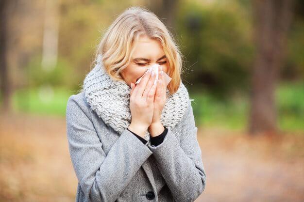 Gripe o resfriado, ¿en qué se diferencian?