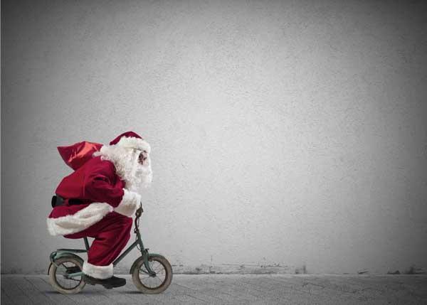 Tips para no dejar el ejercicio en Navidad