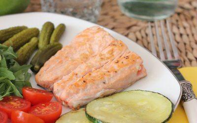 Platos rápidos para una dieta saludable